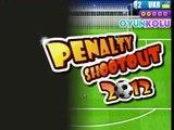 Penaltı Turnuvası 2012 Oyununun Oynanış Videosu