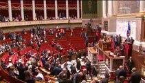 Sylvia Pinel répond à une question au Gouvernement de Martial Saddier au sujet de la taxe foncière