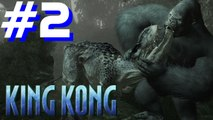 King kong playthrough french ubi soft xbox 360 ps2 2005 PART 2
