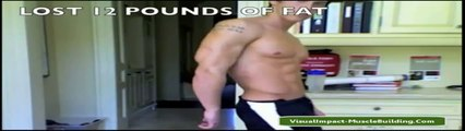 Visual Impact Muscle Building Review - Shrink Wrapped Muscle