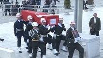 Şehit Astsubay Kıdemli Üstçavuş Karakaşoğlu'nun Cenaze Töreni (1)
