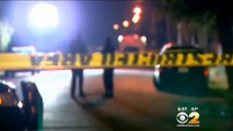 Three men sought in NJ toddler's stray bullet death