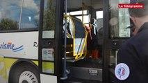 Lannion. Contrôle des bus scolaires