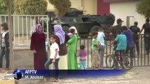 Des kurdes syriens détenus en Turquie en grève de la faim