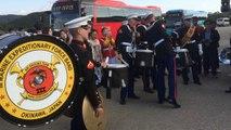 Duel de batterie : Soldats Américains VS Soldats Coréens