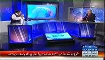 Nadeem Malik Live (Shaikh Rasheed Exclusive Interview) - 14th October 2014