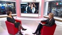 Laura Truffaut, fille de François Truffaut, invitée du journal de 13 heures d'Elise Lucet