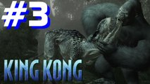 King kong playthrough french ubi soft xbox 360 ps2 2005 PART 3