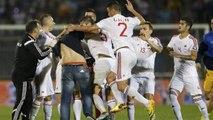 Un drapeau en l'honneur des Albanais provoque la colère des Serbes