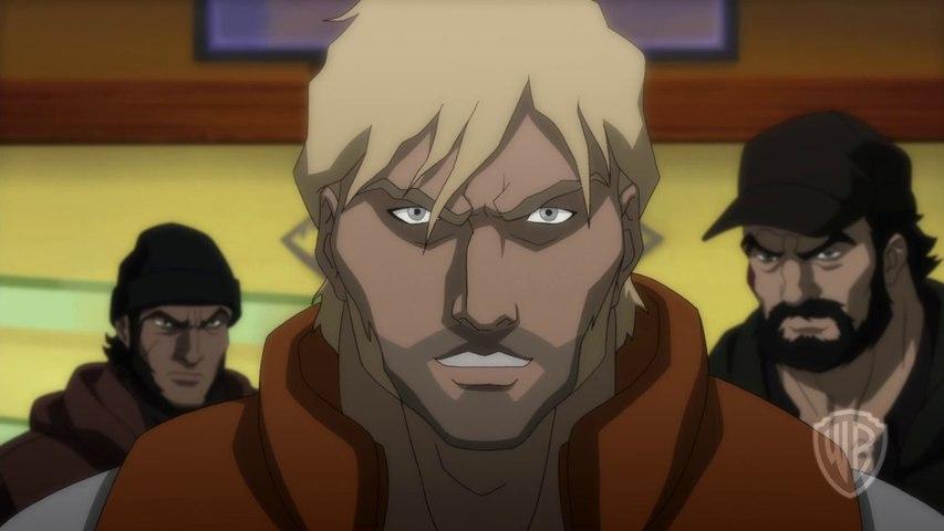 Justice League: Throne of Atlantis - Extrait #1 [VO|HD1080p]