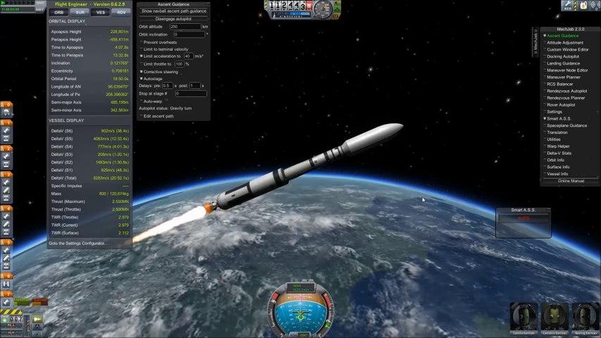 Kervallum mission part 1