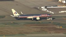 Scary ordeal on American Airlines flight