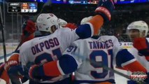 HIGHLIGHTS: Islanders Double Up Rangers