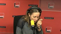 """Charline Vanhoenacker : """"La France qui gagne est de retour !"""""""