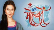 Yeh Hai Mohabbatein | On Location | Divyanka Tripathi