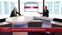 Duel Beytout/Joffrin : Les sociétés d'autoroutes vous volent-elles ?