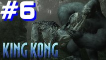 King kong playthrough french ubi soft xbox 360 ps2 2005 PART 6