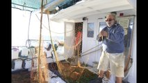 Diaporama sonore RFI – Croatie : la colère des pêcheurs du dimanche contre l'UE
