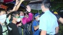Hong Kong: affrontements entre les manifestants et la police