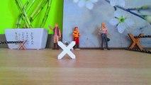 Chevaux schleich - Cours de saut 1