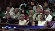 Pistorius: le procureur veut une lourde peine de prison