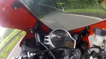 Ducati Panigale 1199 S vs Honda CBR 1000RR Fireblade (SC59)