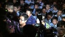 Scontri a Hong Kong tra manifestanti e polizia: 45 arresti