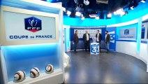Revoir le tirage au sort du 6e tour de la Coupe de France de Football en Rhône-Alpes