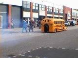 bus ideal pour aller a ecole moteur jet