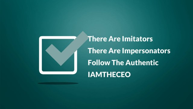 IAMTHECEO Continues To Dominate Social Media