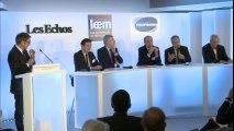1ère table ronde colloque production pharmaceutique Philippe Leduc journaliste et médecin (14/10/2014)