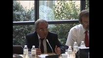 Audition de représentants des syndicats des personnels civils du ministère de la Défense - Mercredi 15 Octobre 2014
