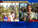 Visakha residents struggle for essential commodities - Tv9
