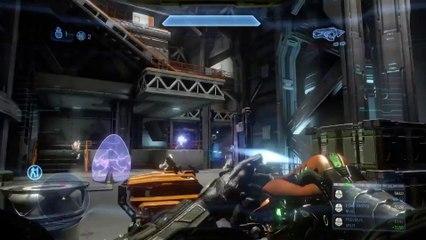 Campaign Leaderboard Reveal + Halo 4 Footage de Halo: The Master Chief Collection