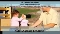 Air 1 Moving and Storage Best Movers Los Angeles