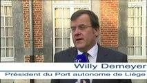 Le Port autonome de Liège, troisième port européen