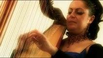 International Harp Player Solo