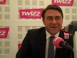 Denis Ducarme (MR) sur Twizz Radio