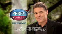 Rick Perry approves this message
