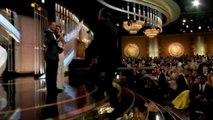 Jean Dujardin - son discours aux Golden Globes