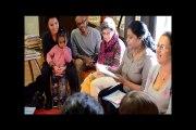 Comptine en tamoul / Médiathèque du Pôle culturel d'Alfortville / Médiathèques en fête 2014