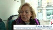 """La STIB teste le bus électrique: """"Probablement l'avenir de Bruxelles"""""""