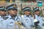 PM Nawaz lauds PAF role in operation Zarb-e-Azb