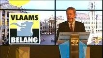Le Vlaams Belang ne veut pas laisser tomber Bruxelles