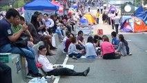 Hong Kong, governo offre dialogo a studenti ma esclude marcia indietro
