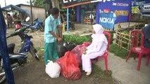 Troquer des déchets contre des soins de santé