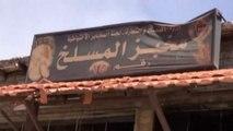 Syrie: offensive sans précédent de l'armée contre un quartier rebelle de Damas