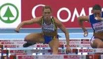 La médaille d'or d'Eline Berings
