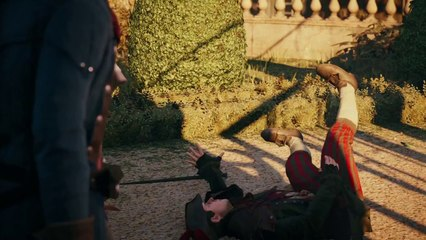 Assassin's Creed Unity : Casting des personnages de Assassin's Creed Unity