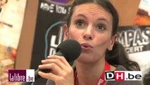 Emily Loizeau parle des festivals...
